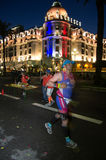Ironman 2013年编辑,尼斯,法国 库存照片