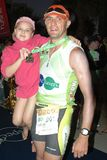 Ironman -2010 sudafricano Immagini Stock Libere da Diritti