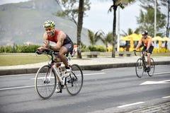 Ironman 70 3 库存图片