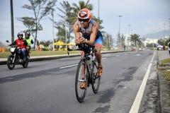Ironman 70 3 库存照片
