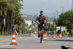 IRONMAN 2017 agréable Photo stock