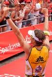 Ironman Alemanha 2009 Fotografia de Stock