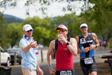 Ironman Coeur d Alene Royalty Free Stock Images