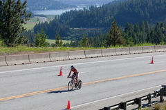 Ironman Coeur d'Alene Stock Images