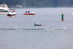 Ironman Coeur d'Alene Stock Photos