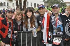 Ironman 70 d'Izuzi championnat des 3 mondes à Port Elizabeth en Afrique du Sud photo libre de droits