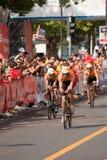 Ironman Duitsland 2009 Stock Afbeeldingen