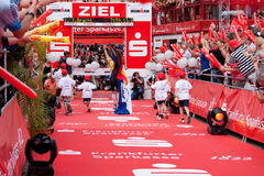 Ironman Duitsland 2009 royalty-vrije stock foto