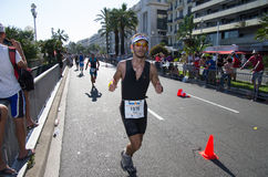 Ironman 2013 edition,Nice,France Royalty Free Stock Images