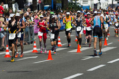 Ironman 2013 edition,Nice,France Stock Photo