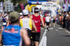 Ironman 2013 edition,Nice,France Stock Images