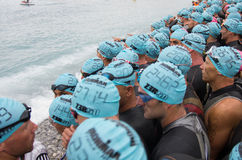 Ironman 2013 edition,Nice,France Royalty Free Stock Photo