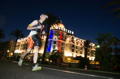 Ironman 2013 edition,Nice,France Royalty Free Stock Photos