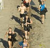 ironman feniksa triathlon Fotografia Royalty Free