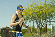 ironman feniksa triathlon obraz royalty free