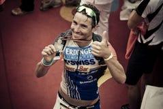 Ironman Francoforte Fotografia de Stock