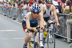 Ironman Frankfurt Stock Photos