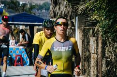 Ironman 70 3 Lima - Peru 2018 stockfotografie