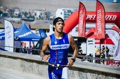 Ironman 70 3 Lima, Peru - 2018 Zdjęcie Royalty Free
