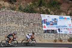 IRONMAN Los Cabos, 17. März 2013 Lizenzfreies Stockbild