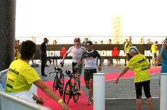 IRONMAN France 2017<br><b>July 26, 2017</b> Stock Images