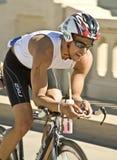 ironman phoenix triathlon Arkivfoton