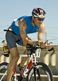 ironman phoenix triathlon Royaltyfria Foton