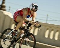 ironman phoenix triathlon Royaltyfri Bild
