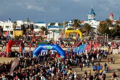 Ironman Port Elizabeth Stock Photography