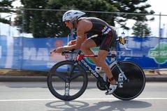 Ironman Südafrika 2008 Stockfotografie