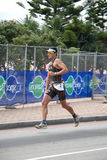 Ironman Südafrika 2008 stockbild