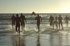 Ironman Südafrika 2010 Lizenzfreie Stockfotografie