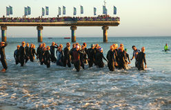 Ironman South Africa 2011 Stock Photography