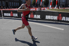 IRONMAN SPORTS EVENT 2015 Royalty Free Stock Photos
