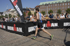 IRONMAN SPORTS EVENT 2015 Royalty Free Stock Images