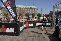 IRONMAN SPORTS EVENT 2015 Royalty Free Stock Image