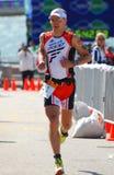 ironman triathlete boecherer andi Στοκ εικόνες με δικαίωμα ελεύθερης χρήσης