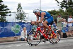 ironman triathlete matula martin Стоковое фото RF