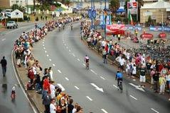 Ironman triathlon South Africa 2008 stock image