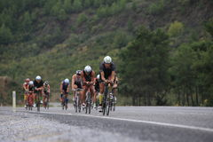 Ironman 70 3 Turkije 2015 Royalty-vrije Stock Foto
