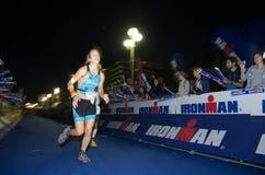 Ironman 2013 upplaga, Nice, Frankrike Arkivfoto