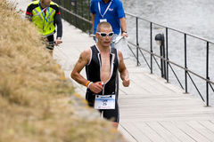 Ironman winner Royalty Free Stock Images