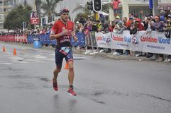Ironman 70.3 world championship in port elizaeth in south africa Royalty Free Stock Image