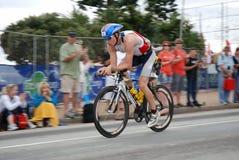 Ironman Zuid-Afrika 2008 Stock Foto's
