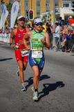 Ironman Zuid-Afrika 2010 Stock Afbeelding