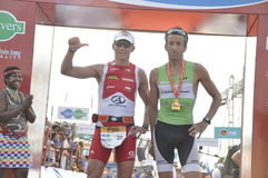 Ironmansouthafrica 2009 Stock Images