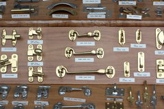 Ironmongery Royalty Free Stock Photos