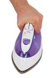 Ironning. stock image