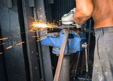 Ironsmith Stock Photography