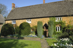 Ironstone Cottages, Bloxham Stock Photos